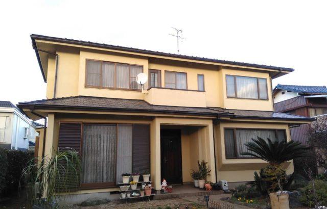 外壁塗装 屋根塗装 コーキング工事 群馬県前橋市