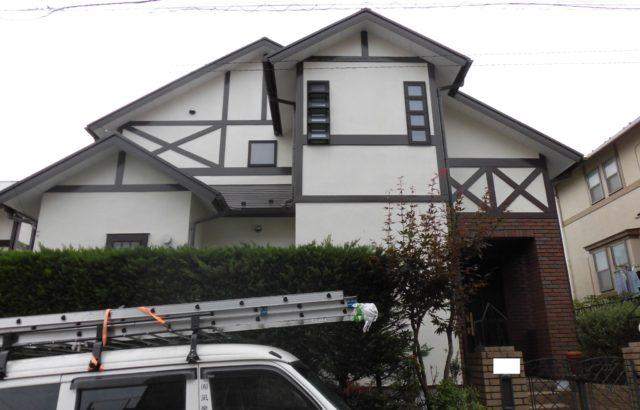 外壁塗装・屋根塗装・木部塗装・コーキング 群馬県高崎市