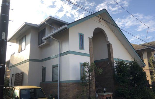 高崎市 外壁塗装 屋根カバー工事 コーキング工事