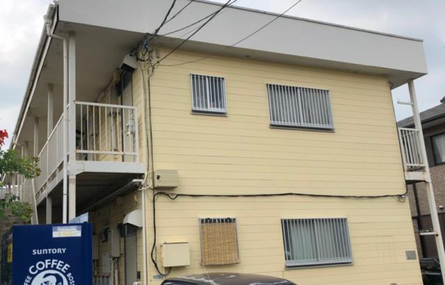 群馬県高崎市 アパート外壁塗装 パーフェクトトップ