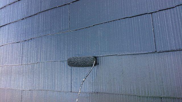 群馬県前橋市 屋根塗装 ファインシリコンベスト