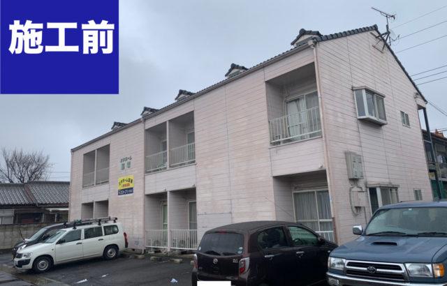 伊勢崎市M様 屋根外壁塗装・屋根漆喰工事