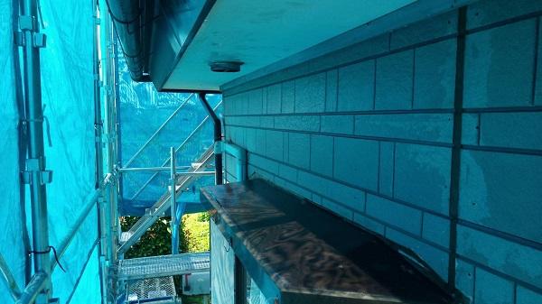 群馬県北群馬郡吉岡町 外壁、付帯部塗装工事 (10)