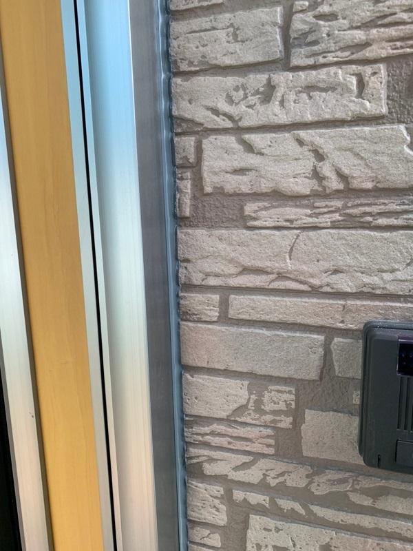 群馬県前橋市 I様邸 外壁塗装 付帯部塗装 コーキング工事 (2)
