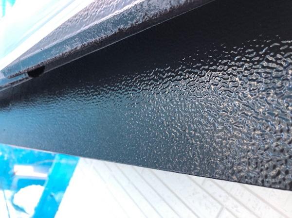 群馬県太田市 屋根・外壁・付帯部塗装工事 雨どい交換 水切り、鼻隠しの塗装 (1)
