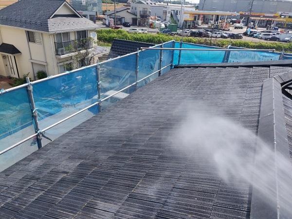 群馬県佐波郡玉村町 外壁、屋根、付帯部塗装工事1 (4)
