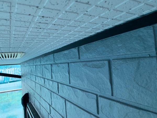 群馬県佐波郡玉村町 外壁、屋根、付帯部塗装工事1 (2)