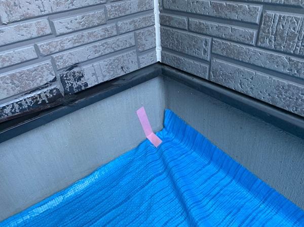 群馬県太田市 屋根・外壁・付帯部塗装工事 雨どい交換 水切り、鼻隠しの塗装 (5)
