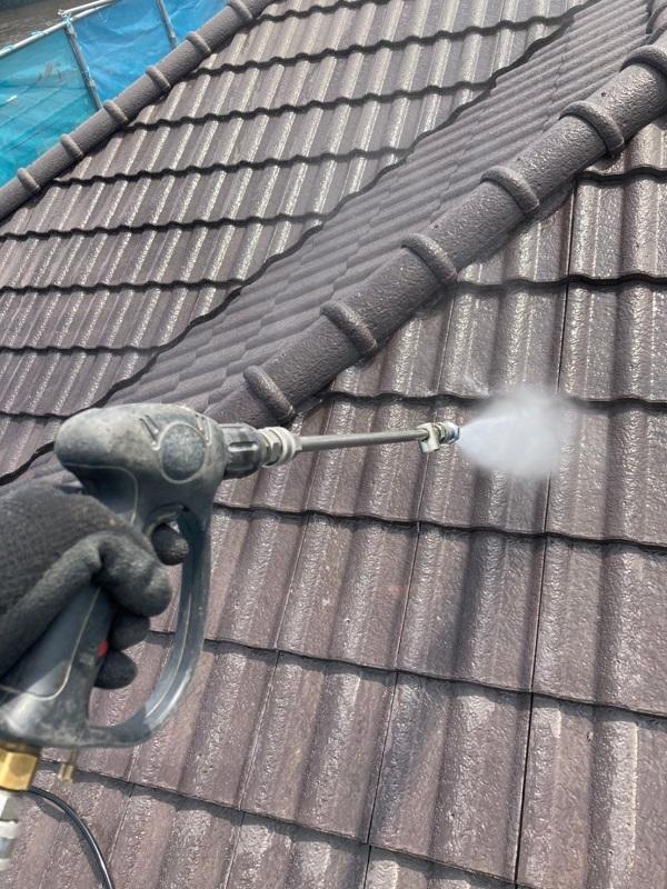 群馬県前橋市 屋根、外壁塗装 コーキング工事 (1)