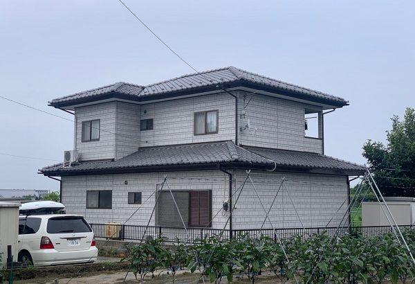 群馬県北群馬郡吉岡町 外壁、付帯部塗装工事 (9)