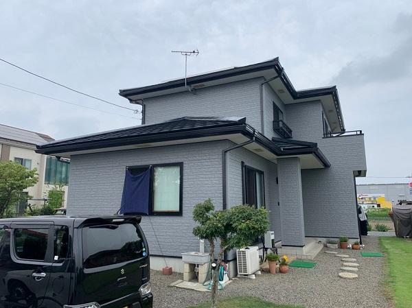 群馬県佐波郡玉村町 外壁、屋根、付帯部塗装工事1 (8)