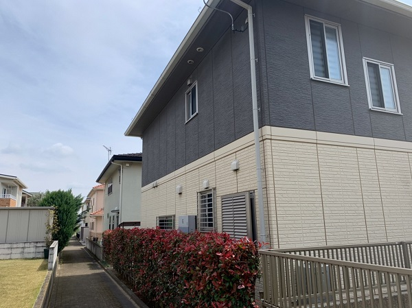 群馬県前橋市 O様邸 外壁、付帯部塗装工事 (10)