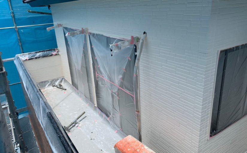 群馬県太田市 Y様邸 屋根・外壁・付帯部塗装工事 完工 定期訪問サポート (5)