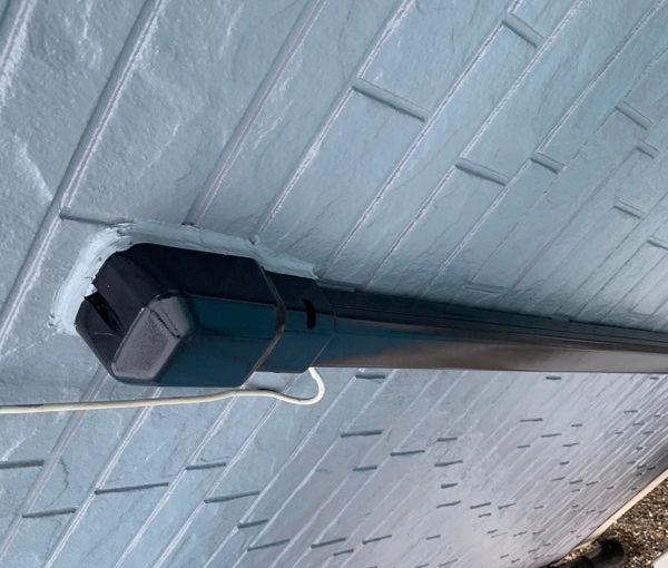 群馬県佐波郡玉村町 O様邸 外壁・屋根・付帯部塗装 雨樋塗装・エアコンホースカバー塗装 (1)