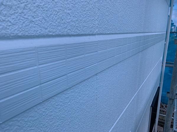 群馬県前橋市 K様邸 外装リフォーム工事 幕板塗装の工程 幕板の役割、デメリット (3)