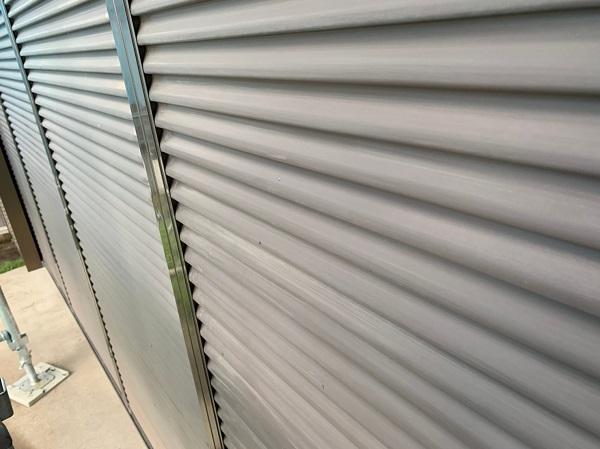群馬県北群馬郡吉岡町 K様邸 外壁塗装 付帯部塗装 現場調査 外壁の苔やカビの恐ろしさ コーキングの劣化 (5)