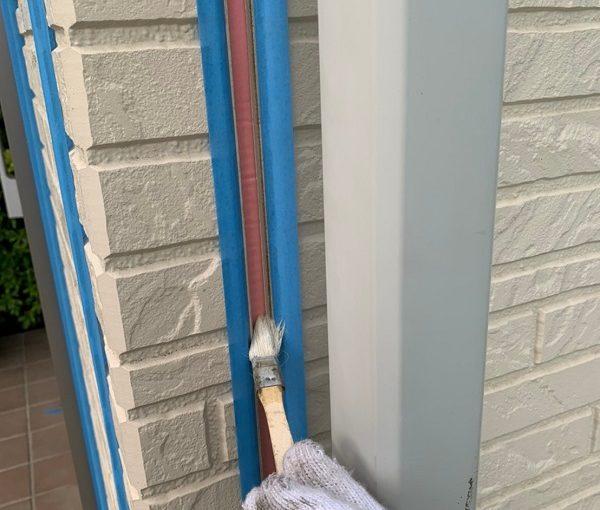 群馬県前橋市 O様邸 外壁塗装・付帯部塗装 シーリング打ち替え工事 オートンイクシード (5)