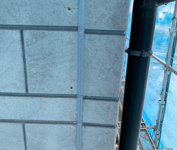 群馬県北群馬郡吉岡町 K様邸 外壁塗装 付帯部塗装 シーリング工事③ 工程 オートンイクシード (5)