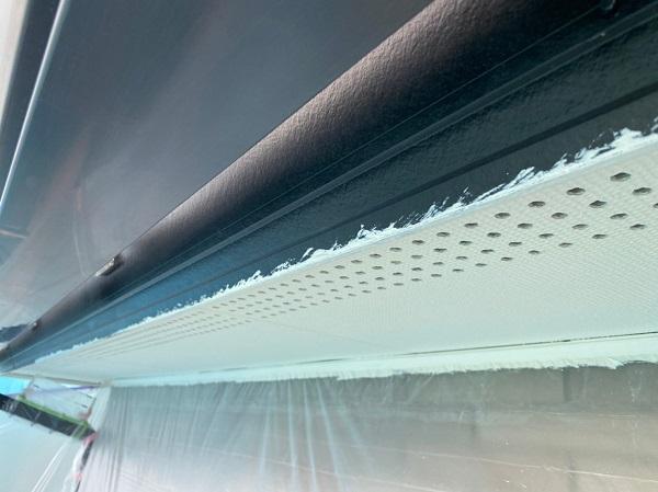 群馬県前橋市 Y様邸 外壁塗装・付帯部塗装 鼻隠し、雨樋塗装 雨樋各部分の名称 (10)