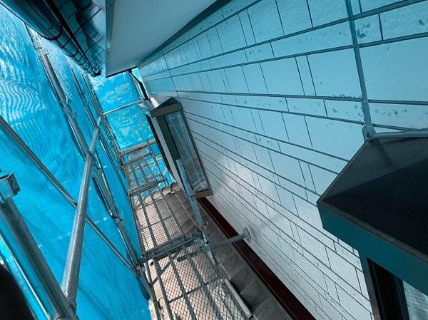 群馬県北群馬郡吉岡町 K様邸 外壁塗装 付帯部塗装 出窓の屋根の塗装 ケレン作業の重要性 (4)