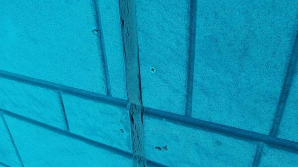 群馬県北群馬郡吉岡町 K様邸 外壁塗装 付帯部塗装 シーリング工事② 打ち替えと増し打ち