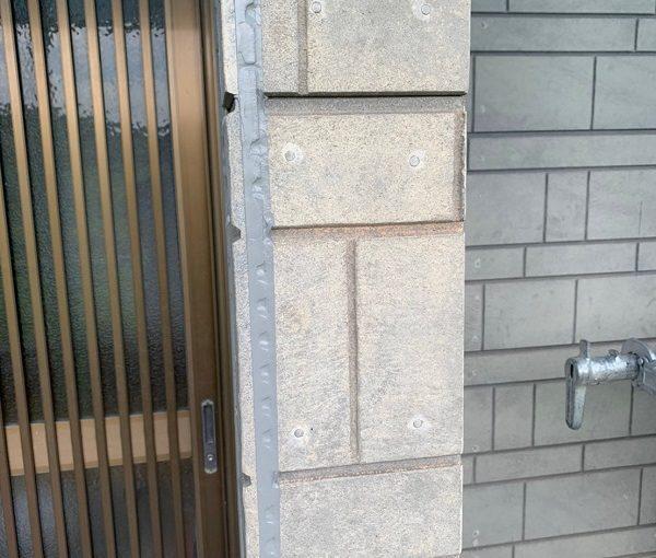 群馬県北群馬郡吉岡町 K様邸 外壁塗装 付帯部塗装 シーリング工事③ 工程 オートンイクシード (6)