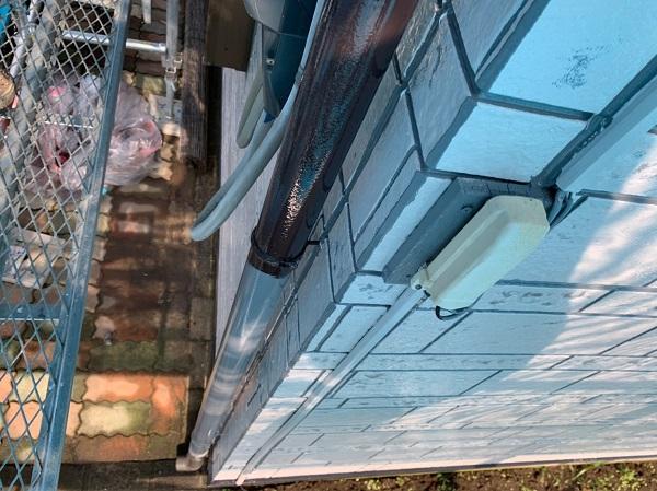 群馬県北群馬郡吉岡町 K様邸 外壁塗装 付帯部塗装 雨樋が持つ沢山の役割とは (7)