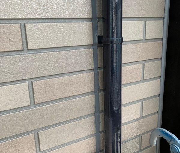 群馬県前橋市 Y様邸 外壁塗装・付帯部塗装 鼻隠し、雨樋塗装 雨樋各部分の名称 (3)