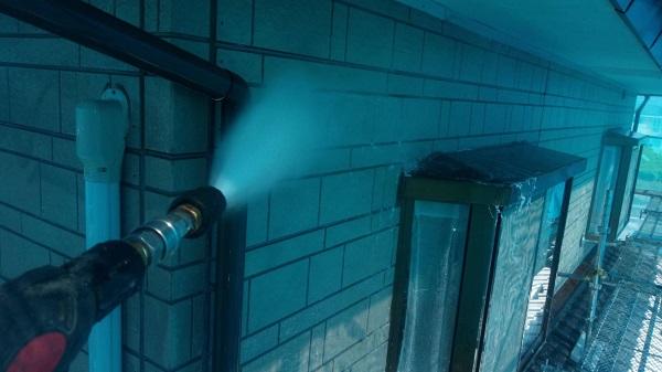 群馬県北群馬郡吉岡町 K様邸 外壁塗装 付帯部塗装 バイオ洗浄 塗膜を長持ちさせるには1 (2)