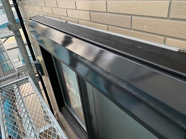 群馬県前橋市 Y様邸 外壁塗装・付帯部塗装 窓枠サッシ塗装 目荒らしとは (2)