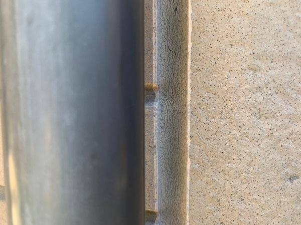 群馬県前橋市 Y様邸 外壁塗装・付帯部塗装 事前調査 窯業系サイディングとは ひび割れが起きる理由 (5)