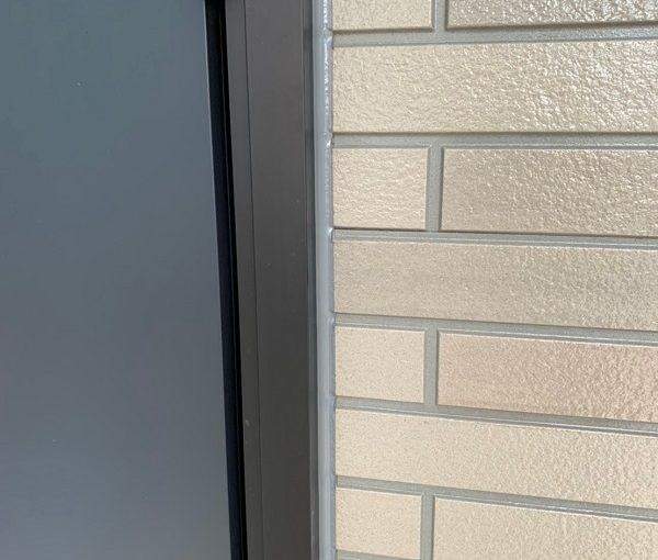 群馬県前橋市 Y様邸 外壁塗装・付帯部塗装 養生 シーリング工事(コーキング工事) 写真付き手順 オートンイクシード 1 (6)