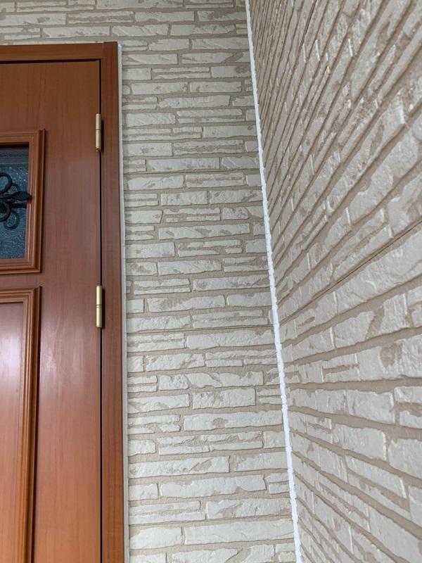 群馬県佐波郡玉村町 K様邸 外壁塗装 シーリング(コーキング)工事 プライマーとシーリングの相性 (1)