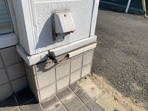 群馬県前橋市 ㈱P様貸店舗 外壁塗装・屋根塗装・付帯部塗装 (2)