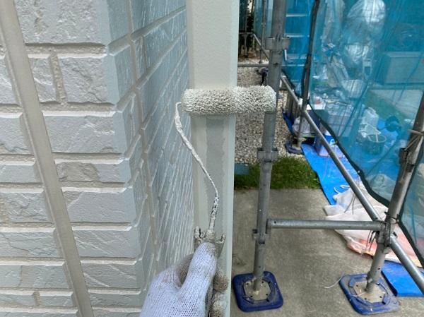 群馬県前橋市 O様邸 外壁塗装・付帯部塗装 雨樋塗装 雨樋の塗料と外壁の塗料は合わせた方が良い理由