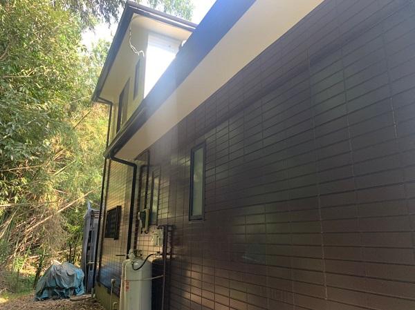 群馬県前橋市 S様邸 屋根塗装・外壁塗装 フッ素塗料が汚れにくい理由 ルミステージ® (1)