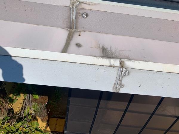 群馬県前橋市 ㈱P様貸店舗 外壁塗装・屋根塗装・付帯部塗装 (1)