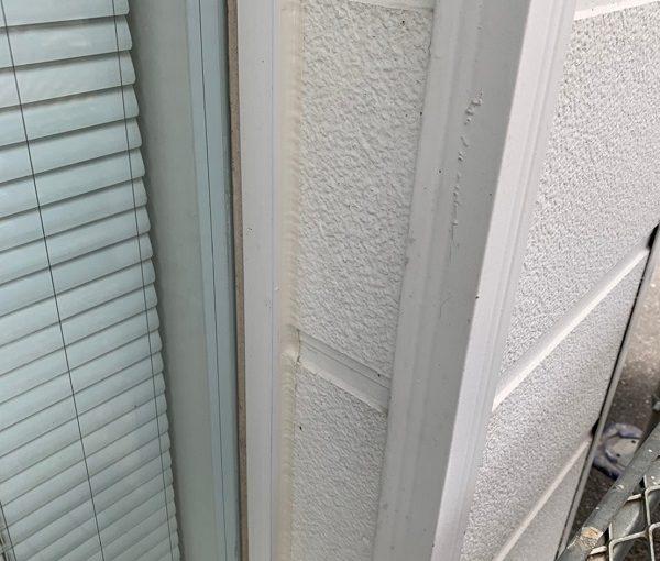 群馬県前橋市 ㈱P様貸店舗 外壁塗装・屋根塗装 シーリング(コーキング)工事 クラック補修 (9)