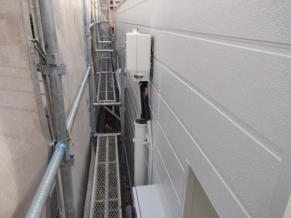 群馬県前橋市 ㈱P様貸店舗 外壁塗装・屋根塗装・付帯部塗装2 (2)