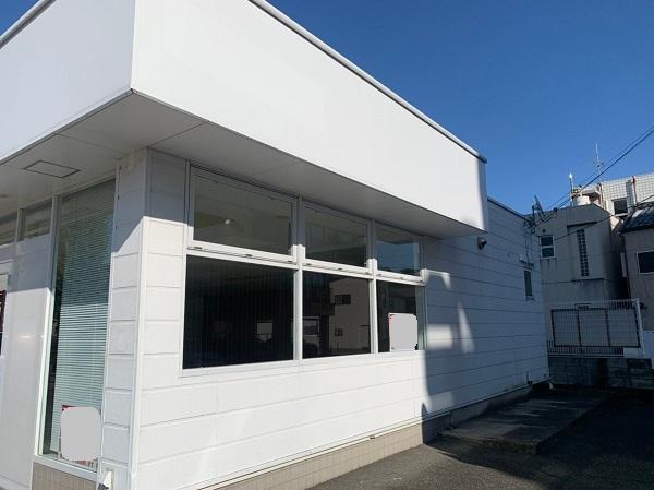 群馬県前橋市 ㈱P様貸店舗 外壁塗装・屋根塗装・付帯部塗装2 (5)