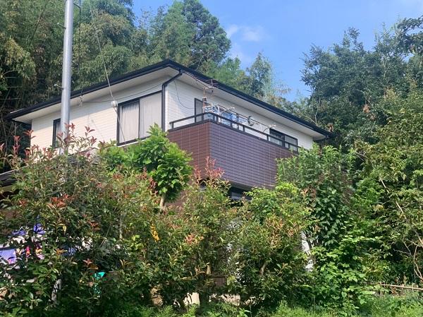 群馬県前橋市 S様邸 屋根塗装・外壁塗装・シーリング工事 3 (1)