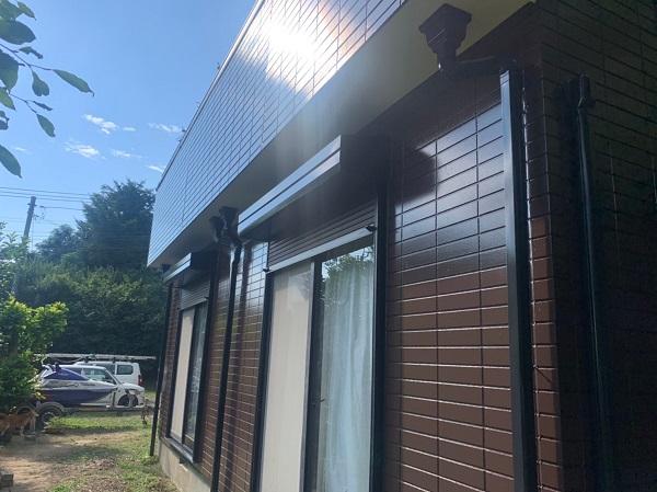 群馬県前橋市 S様邸 屋根塗装・外壁塗装・シーリング工事 3 (3)