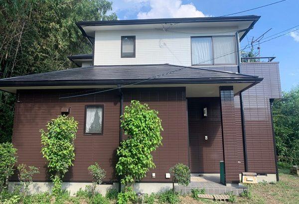 群馬県前橋市 S様邸 屋根塗装・外壁塗装・シーリング工事