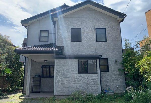 群馬県前橋市 K様邸 外壁塗装・付帯部塗装 シーリング工事