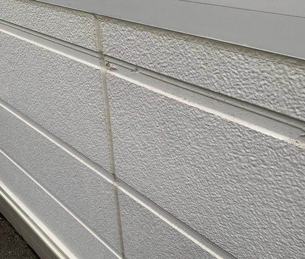 群馬県前橋市 ㈱P様貸店舗 外壁塗装・屋根塗装 シーリング(コーキング)工事 クラック補修 (12)