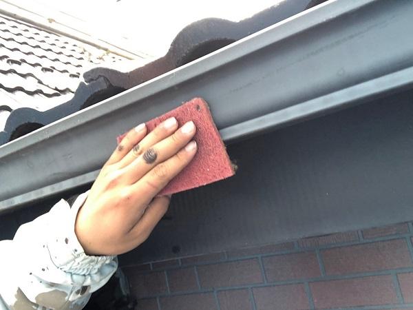 群馬県前橋市 T様邸 外壁塗装・屋根塗装・付帯部塗装 雨樋・鼻隠し塗装 (12)