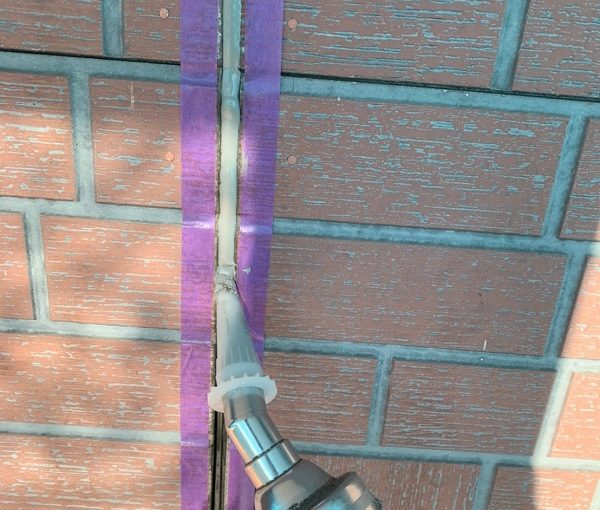 群馬県前橋市 T様邸 外壁塗装・屋根塗装・付帯部塗装 劣化補修 シーリング(コーキング)打ち替え工事 (11)