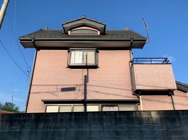 群馬県前橋市 T様邸 外壁塗装・屋根塗装・付帯部塗装 施工前 現場調査 劣化症状 (8)