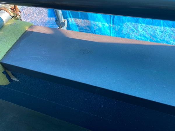 群馬県太田市 Sアパート 外壁塗装・屋根塗装 笠木塗装 GTエポプライマー (10)