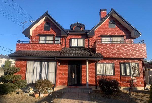 群馬県前橋市 T様邸 外壁塗装・屋根塗装・付帯部塗装